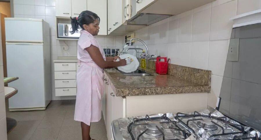Dejaron por fuera a las empleadas domésticas de subsidio a la nómina en Colombia